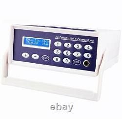 Ionic Detox Foot Bath Detox Spa Machine Et Accessoires Chi Nettoyer Les Soins De Santé