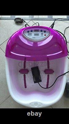 Ionic Detox Foot Bath Spa Ion Cell Machine