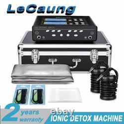 Ionic Detox Respirez La Machine De Nettoyage De Spa De Bain De Pied Avec Les Rayons De Remplacement Accueil Ups