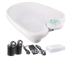 Ionic Foot Bath Detox Machine, Flawless Cleanse Spa Foot Basin, Kit De Soins De Santé