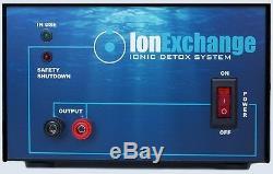 Ionique Bain De Pieds D'échange D'ions Pied Detox Spa Nettoyer La Machine Livraison Gratuite