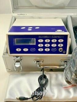 Ionique Detox Bain De Pieds Spa Machine Avec Boîtier Ionique Aqua Ion Kit Cleanse