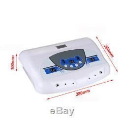Ionique Detox Ion Spa Bain De Pieds Écran LCD Machine Santé Avec Cleanse Fir Ceinture