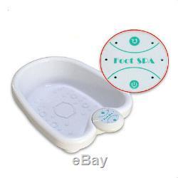 Ionique Detox Personnels Bassin Bath Spa Nettoyer La Machine Tableau Des Soins De Santé