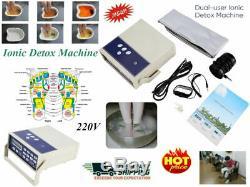 Ionique Detox Spa Bain De Nettoyer La Machine Infrarouge Lointain Entretien Des Ceintures De Ion Taille Us /