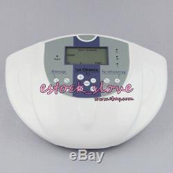 Ionique Detox Spa Fußbad Detox-maschine Footbath Detox Ion Cleanse Edelstahl Tableau