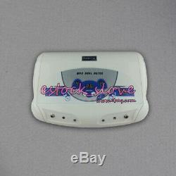 Ionique Double Cellule Detox Spa Bain De Machine Accueil Relax LCD Avec Lecteur Mp3 Musique