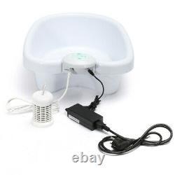 Ionique Ion Detox Pied Baignoire Spa Machine Utilisateur Unique Avec Tub Therapy Santé Nouveau