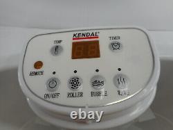 Kendal 9011m Tout En Un Pied Profond Et Leg Spa Masseur De Bain