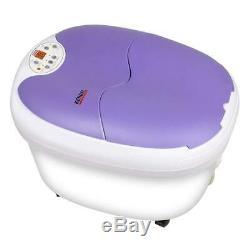 Kendal Massage Des Pieds De Roulement De Chaleur Baignoire Spa Soins De Santé Coffret Cadeau Eau Unisexe