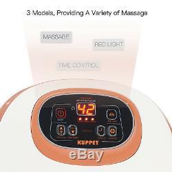 Kenwell Rc Tout-en-un Bain De Pieds Pour Baignoire Spa Massager Tem / Time Set Heat Vibration Bubble