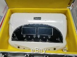 LCD Double Professionnel Ionique Detox Bain De Pieds & Spa Machine W Case 2020 Modèle Nouveau