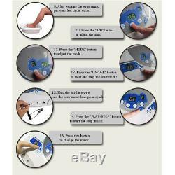 LCD Hd Ionique Detox Ion Bain De Pieds Spa Santé Machine Avec Cleanse Fir Ceinture Au