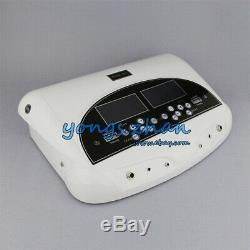 LCD Ionique Double Cellule Nettoyer La Machine Detox Spa Bain Avec Baudrier Infrarouge