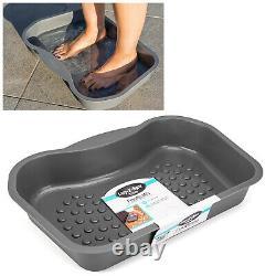 Lay-z-spa Entretien Et Entretien Bundle Pool Leaf Skimmer And Foot Bath Fit All Feet