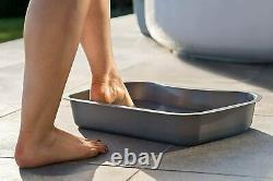 Lay-z-spa Lourd De Service Non-dérapant Bac De Bain De Bain Pour Les Piscines De Spa Pour Baignoires Chaudes