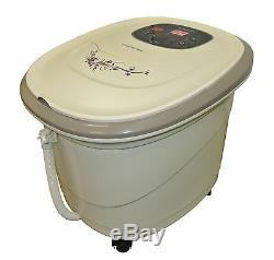 Masseur Carepeutic Pour Le Bain De Pieds Et Jambes Avec Spa Kh301b
