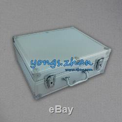 Mise À Jour Detox Ionique Aqua Spa Bain De Pieds Nettoyer Ionique Cellulaire Machine De Sapin Ceinture 5 Modes