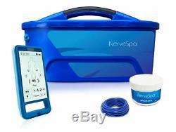Nervespa Foot Bath Stimulateur Avancé De Neuropathie Nerve Spa Avec Bain De Pieds