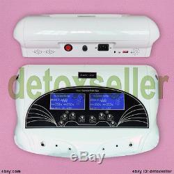 Nouvelle Cellule Ionique Detox Ionique Detox Bain De Pieds Spa LCD Lp Nettoie Ceinture De Sapin Machine De Santé