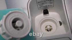 Panasonic Eh2862p Pied Spa Blanc Vapeur Pied Spa Loin Infrarouge Chauffage