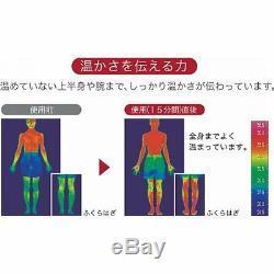 Panasonic Vapeur Foot Spa Bain Chauffage Infrarouge Portable Eh2862p Du Japon
