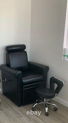 Pédicure Station Hydraulique Chaise Et Massage Bain De Pieds Beauté Spa Salon Équipement