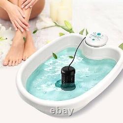 Personal Detox Foot Bath Spa Machine Cleanse Foot Massage Lonic Aqua Cell Health