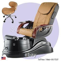 Pipeless Pédicure Salon Équipement Chaise Pedi Unité Pied Tub Pacific Ax Massage