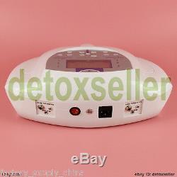 Pro Ionique Double Cleanse Detox Bain De Pieds Spa Portable Cleanse Set & Far Ceintures Infrarouge