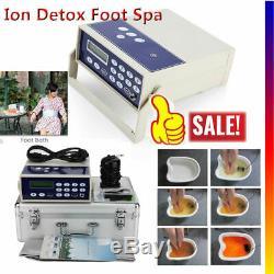 Professionnel Ion Cellulaire Ionique Detox Spa Bain De Nettoyer Les Soins De Santé Des États-unis Machine