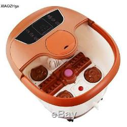 Rouleaux De Pied Baignoire Spa Massage Deep Chauffage Soaker Seau Affichage Numérique