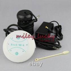 Simple Detox Foot Spa Ionic Aqua Foot Baignoire Nettoyant De Cellule Spa Set De 1 An De Garantie