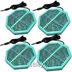 Spa Cellulaire 4 Pack Cs-900 Deux Fois Puissant 6,5 X 5,5 Ion Detox Bain De Pieds Arrays