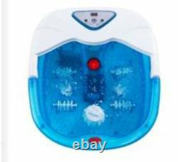 Spa Foot Bath LCD Display Massager Temperature Relax Control Heat Infrared Tub