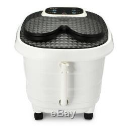 Spa Pour Les Pieds Bain De Massage Numérique Therapy Vibration Heater Relax Relax Bubble Pedicure