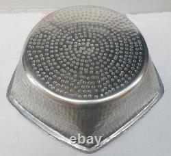 Ultra Poids Léger En Alliage De Nickel Pentagone Pied Tremping Spa Thérapie Pedicure Bowl