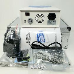 Veicomtech Modèle# Wl-803b Professional Detox Foot Bath & Spa Cleanse Machine