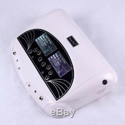 Vente Chaude Double Utilisateur Fir Ceinture LCD Ionique Detox Ion Spa Bain De Pieds Nettoyer La Machine