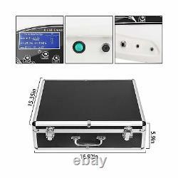 Vitaciti Dual Ionic Machine De Bain De Pied De Désintoxication Affichage LCD Numérique Spa Chi Clean
