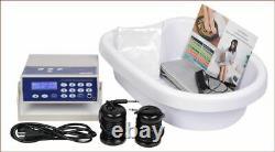 Vitaciti Ion Ion Detox Machine Professionnelle Bain De Pied Spa