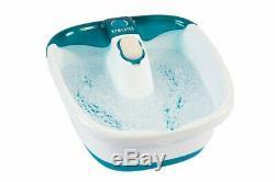 X Large Pieds, Pied Spa Bain De Massage Chaleur Soaker Massage Bubble Rouleau Profond Tremper